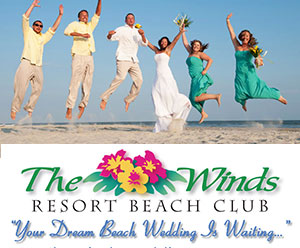 Beach Weddings The Winds Resort