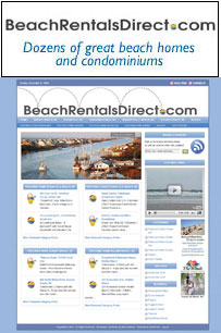 rent beach houses