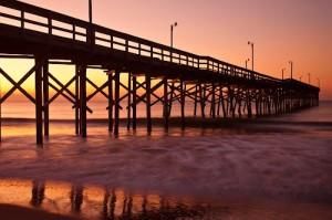 Holden Beach Pier Holden Beach NC