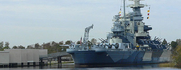 Battleship Tour In Wilmington Nc