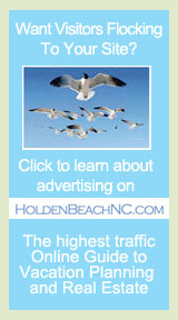 Advertise on HoldenBeachNC.com
