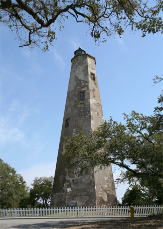 Bald Head Island Lighthouse Vacation Activity Guide