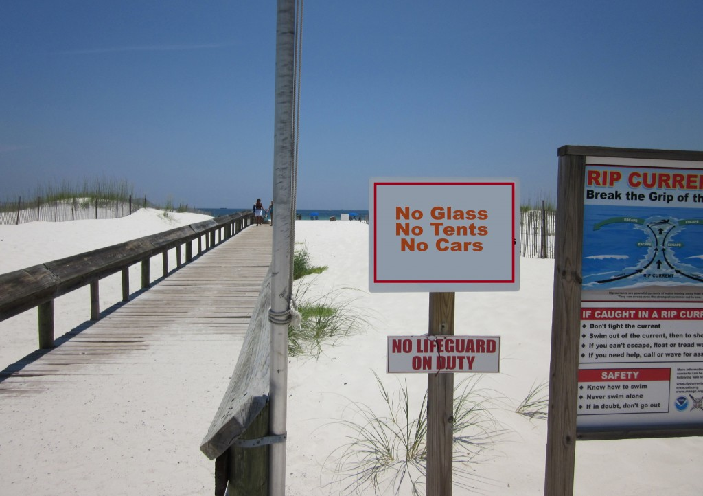 Holden Beach Rules and Regulations