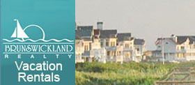 Brunswickland Realty Vaction Rentals Holden Beach NC