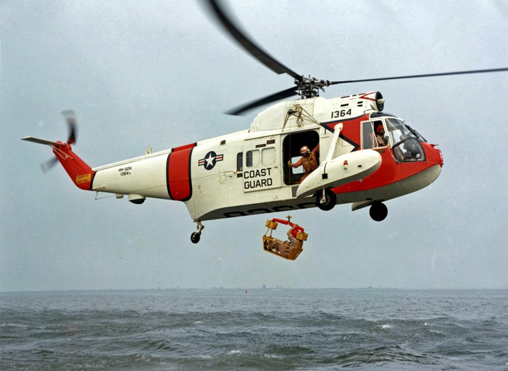 Coast Guard Rescues Two Boaters Stranded In Lockwood Folly