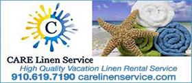 Holden Beach Linen Rentals