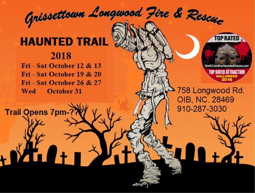 Haunted Trail 2018
