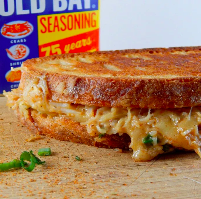 Hot Crab Melt